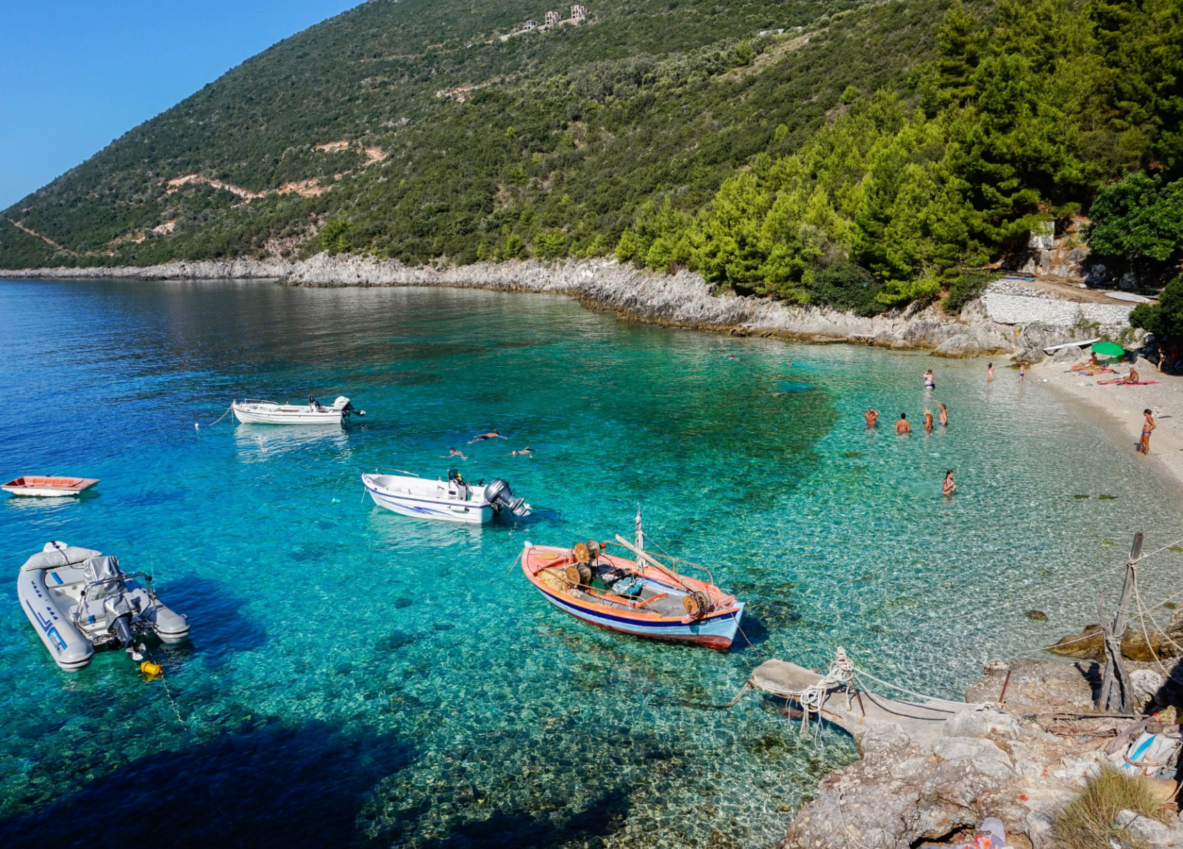 Top 10 Best Beaches To Visit In Lefkada Island