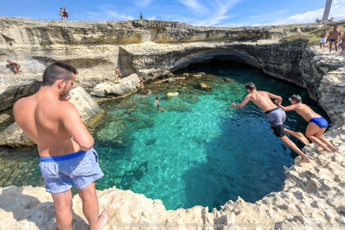 grotta della poesia natural pool hole - World S Most Amazing Swimming Pools