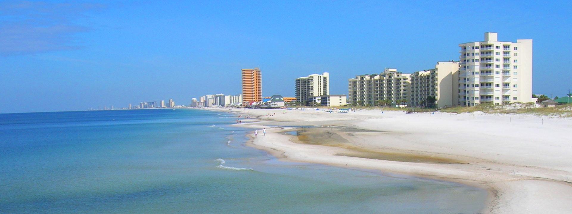 Panama City Public Beach Access